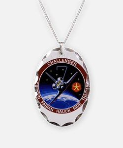 STS 7 Challenger Necklace