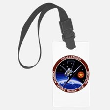 STS 7 Challenger Luggage Tag