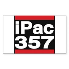 ipac 357 red Decal
