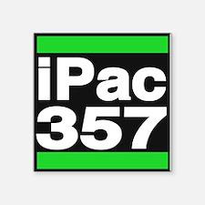 ipac 357 green Sticker