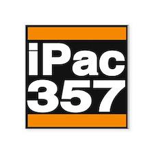 ipac 357 orange Sticker