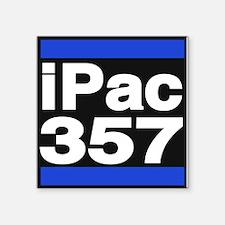 ipac 357 blue Sticker