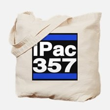 ipac 357 blue Tote Bag