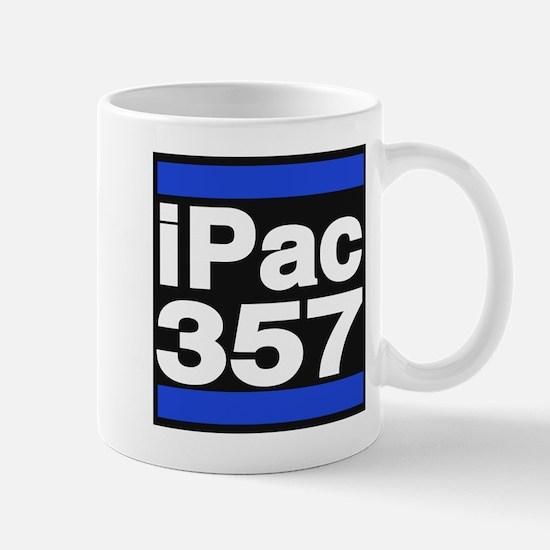 ipac 357 blue Mug