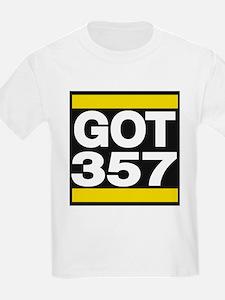 got 357 yellow T-Shirt