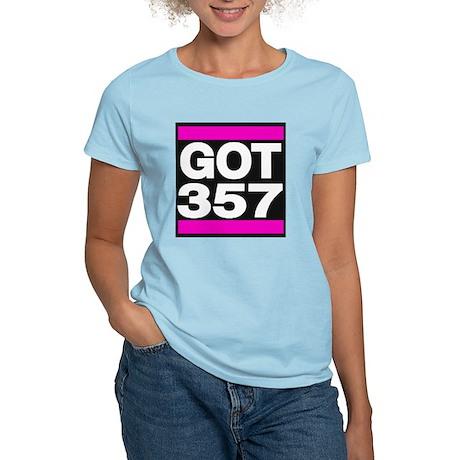 got 357 pink T-Shirt