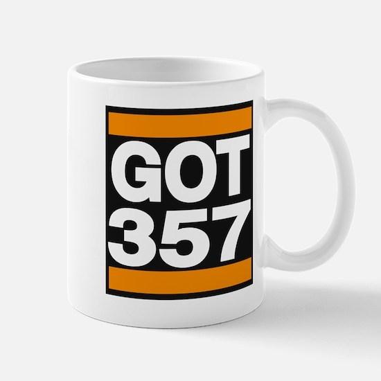 got 357 orange Mug