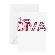 Coupon Diva Greeting Card