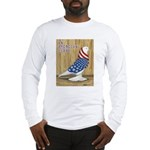Patriotic West Long Sleeve T-Shirt