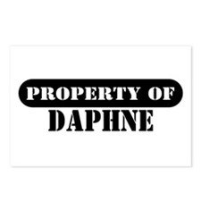 Property of Daphne Postcards (Package of 8)