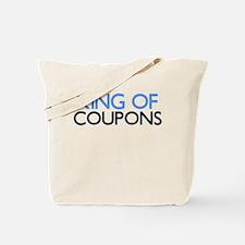 KING OF COUPONS Tote Bag
