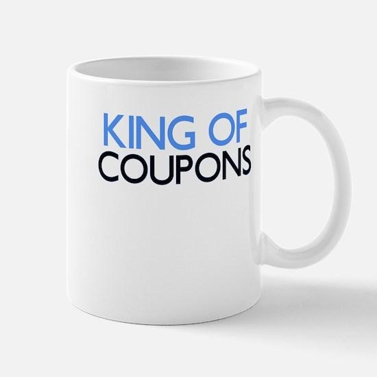 KING OF COUPONS Mug