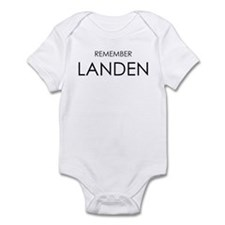 Remember Landen Infant Bodysuit