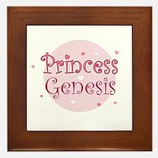 Genesis Framed Tile