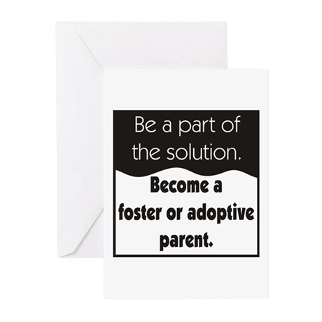 Foster Care and Adoption Greeting Cards (Pk of 10)