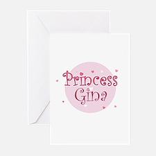 Gina Greeting Cards (Pk of 10)