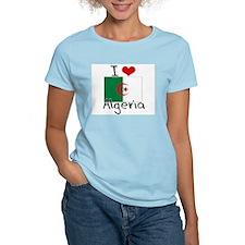 I HEART ALGERIA FLAG T-Shirt