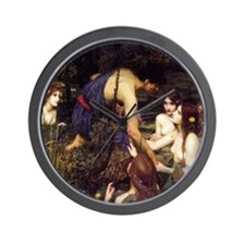 Hylas Wall Clock