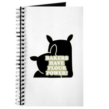 Bakers Have Flour Power Journal