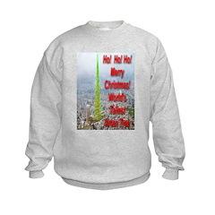 World's Tallest Christmas Tre Sweatshirt