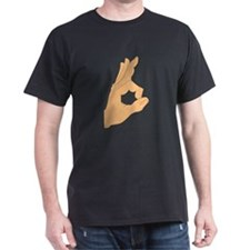 Hand OK Sign T-Shirt