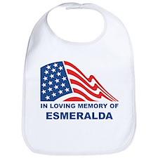 Loving Memory of Esmeralda Bib