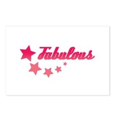 Fabulous Postcards (Package of 8)