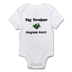 Big Brother August 2007 Infant Creeper