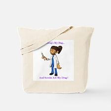 Nursing Humor Tote Bag