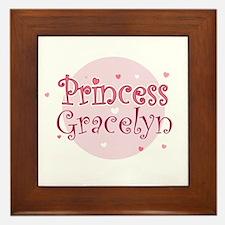 Gracelyn Framed Tile
