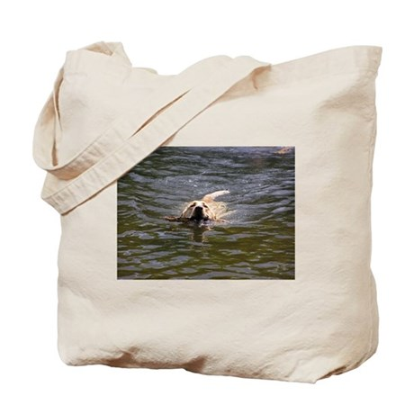 Water Retrieve Tote Bag