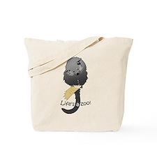 Binturong Tote Bag