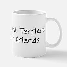Dandie Dinmont Terriers make  Mug