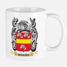 Haskins Coat of Arms - Family Crest Mugs