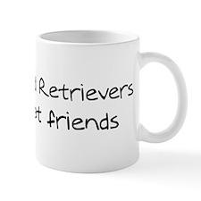 Curly-Coated Retrievers make  Mug
