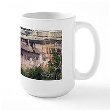 Cliff Palace Cityscape Mug