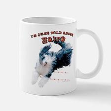 Wild about HAIRY Mug