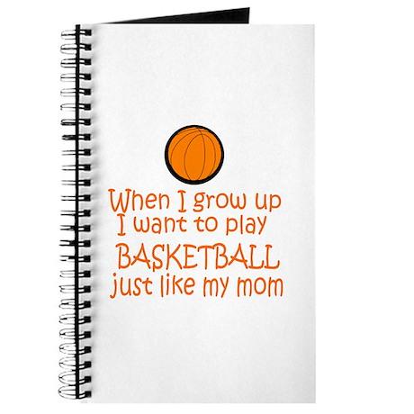 Basketball...just like MOM Journal