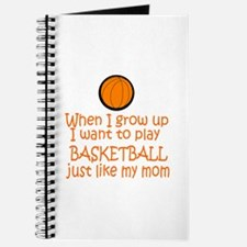 Basketball...just like MOM Journal