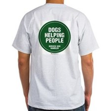 Dogs Helping People T-Shirt