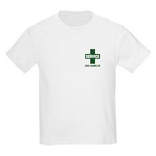 Kids Registered Service Dog T-Shirt