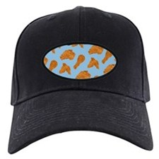 Fried Chicken Pattern Baseball Hat