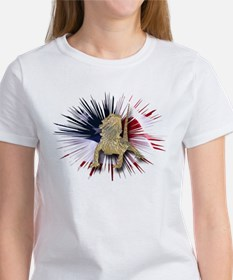 Bearded Dragon USA Tee