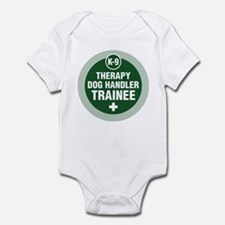 Therapy Dog Handler Trainee Infant Creeper/Onesie