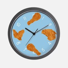 Fried Chicken Wall Clock