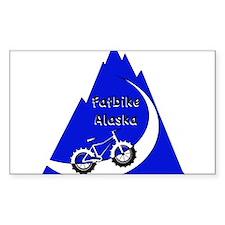 Fatbike Alaska Decal