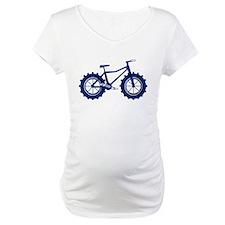 black and blue bike Shirt