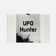 UFO Hunter Magnets
