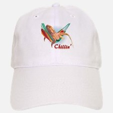 Bearded Dragon Chillin Baseball Baseball Cap