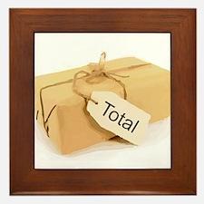 Total Package Framed Tile
